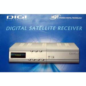 Instalatie completa antena satelit DIGI TV. Receiver. LNB.Suport.