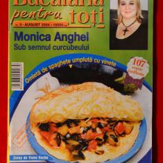 Revista - Bucataria pentru toti ( Nr.8 August 2004 ) #102 - Revista casa