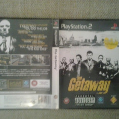 The Getaway - JOC PS2 ( GameLand ) - Jocuri PS2, Actiune, 18+, Single player