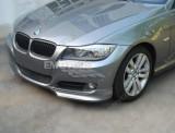 Prelungire difuzor adaos fusta splittere bara fata BMW E90 LCI 2009 - 2012, 3 (E90) - [2005 - 2013]