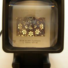 Diascop Hama Dia N602 pentru vizualizare diapozitive si fime 35mm(1478) - Accesoriu Proiectie Aparate Foto