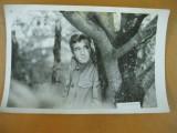 Sergiu Nicolaescu Accident 1976 foto Romaniafilm, Bucuresti, Necirculata, Fotografie