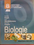 BIOLOGIE MANUAL PENTRU CLASA A 8-A - V. Copil, I. Darabaneanu