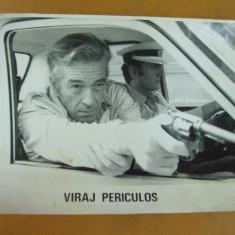 Sergiu Nicolaescu Ovidiu Iuliu Moldovan Viraj periculos 1983 foto Romaniafilm