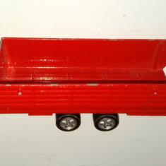 Macheta SIKU - remorca tractor ferma - Macheta auto Siku, 1:64