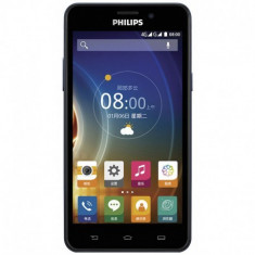 Folie Philips V526 Transparenta - Folie de protectie Philips, Lucioasa