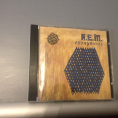 R.E.M. - EPONYMOUS (1988 /BMG / USA ) - CD/ORIGINAL/POP-ROCK, ariola