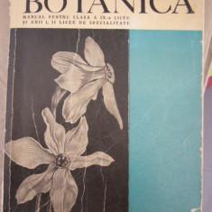 CC43 - BOTANICA - 1969 - Curs Medicina
