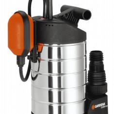 Pompa submersibila apa murdara Premium 20000 inox 1802 - Pompa gradina