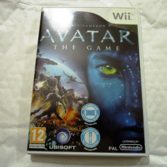 James Cameron's Avatar the Game, Wii, original, alte sute de jocuri! - Jocuri WII Ubisoft, Actiune, 12+, Single player