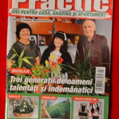 Revista - Practic - Idei pentru casa, gradina si apartament ( Nr.3/2011 ) #104 - Revista casa