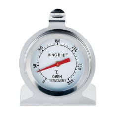 Termometru pentru cuptor KingHoff material inox temperatura 0 - 300C