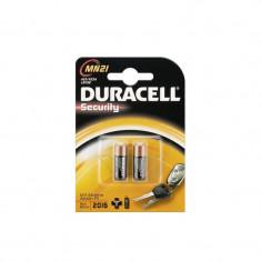 Baterie alcalina 12V Duracell MN21, V23GA, LR23, LRV08