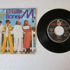 Boney M. - El Lute (1979, Hansa) Disc vinil single 7