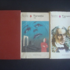 MARIE-ANNE DESMAREST - TORENTE 3 volume, seria integrala - Roman