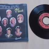 The Dooleys - And I Wish (1982, Polydor) Disc vinil single 7