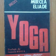 E2 Yoga - Mircea Eliade - Carti Hinduism