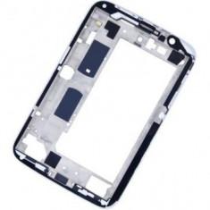 Carcasa rama fata Samsung Galaxy Note 8.0 N5100 Originala Argintie