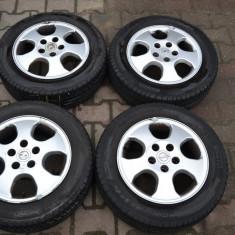 Jante roti opel vectra opel zafira opel astra cauciucuri 195 60 R15 pirelli - Janta aliaj Opel, 6, 5, Numar prezoane: 5, PCD: 110
