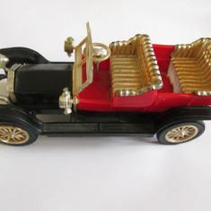MASINUTA COLECTIE PLASTIC ROLLS ROYCE 1907 DIN ANII 80 - Macheta auto Alta, 1:32