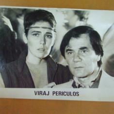 Ioana Pavelescu  Ion Besoiu  Viraj periculos Sergiu Nicolaescu 1983