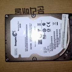 Hard disc Seagate 320GB Momentus Thin sata 2, 5 - defect - HDD laptop Seagate, 300-499 GB, Rotatii: 5400, 8 MB