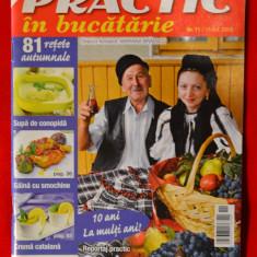 Revista - Practic - In bucatarie ( Nr.11/2009 ) #98 - Revista casa