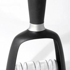 Dispozitiv ascutit cutite cu 3 pietre - ascutitor cutite - si pt cutite ceramice