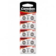 Baterii AG13-LR44 Camelion, AG13-BP10 - Baterie ceas