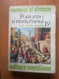G0 Victor Ieronim Stoichita - Pontormo si manierismul