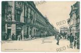 1641 - BUCURESTI, Lipscani street - old postcard - unused