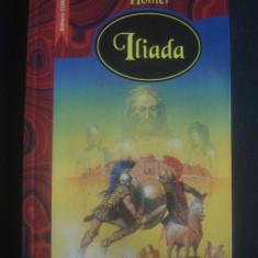 HOMER - ILIADA - Roman, Anul publicarii: 2002