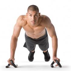 Aparat exercitii flotari piept umeri brate spate si abdomen - Aparat flotari