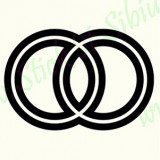Gilera Logo_Tuning Moto_Cod: MST-089_Dim: 12 cm. x 8.2 cm.