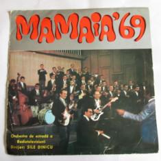 VINIL LP 12'' FESTIVALUL DE MUZICA USOARA MAMAIA'69 EDE 0448 STARE BUNA/F.BUNA - Muzica Pop electrecord