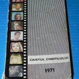 Carnetul cinefilului 1971 (09603