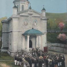 BAILE CALIMANESTI, SFT. MANASTIREA STANISOARA, NECIRCULATA - Carte Postala Oltenia 1904-1918, Printata