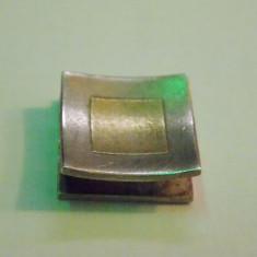 Pandantiv argint patrat -134