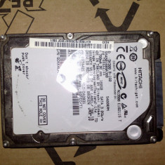Hard disk Hitachi 160g 2, 5' 5K500.B-160 - DEFECT - HDD laptop Hitachi, 100-199 GB, Rotatii: 5400, SATA2, 8 MB