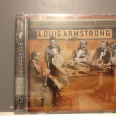 LOUIS ARMSTRONG - THE COMPLETE HOT FIVE....(2003 /CBS REC/ UK ) - CD/SIGILAT/NOU - Muzica Jazz Columbia