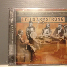 LOUIS ARMSTRONG - THE COMPLETE HOT FIVE....(2003 /CBS REC/ UK ) - CD/SIGILAT/NOU