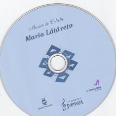 CD Maria Lataretu, Muzica de colectie