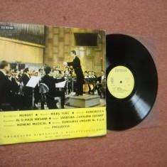 Orchestra Simfonică A Radioteleviziunii, Dir. Iosif Conta: Miniaturi Simfonice - Muzica Clasica electrecord, VINIL