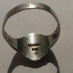 Superb si Vechi Inel Argint SEZGIN executat manual Vintage 925