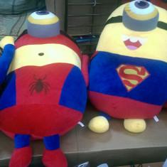 Minion spiderman din plus 50cm - Jucarii plus