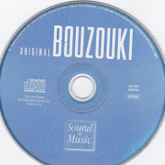 CD original Bouzouki, Sound of Music - Muzica Chillout