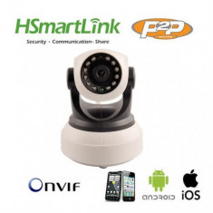 CAMERA CU iP SI TEHNOLOGIE P2P WIRELESS,CARD SUPORT,ANDROID,iPHONE,3G SMARTPHONE