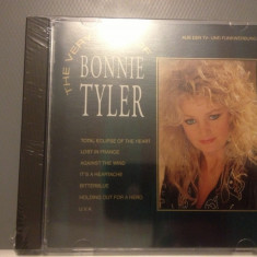 BONNIE TYLER - THE VERY BEST OF (1993/SONY REC/GERMANY ) - CD/SIGILAT/NOU - Muzica Rock sony music