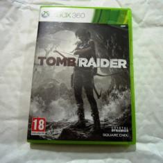 Joc Tomb Raider, xbox360, original, alte sute de jocuri! - Jocuri Xbox 360, Actiune, 18+, Single player
