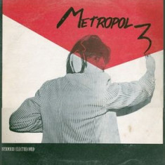 Metropol Group – 3 (LP) - Muzica Rock electrecord, VINIL